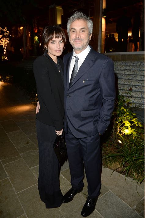 alfonso cuarón tv sheherazade goldsmith and alfonso cuar 243 n photos photos