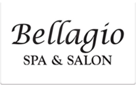 Bellagio Gift Cards - buy bellagio spas salons gift cards raise