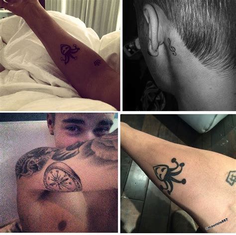 Justin Bieber Tattoo List 2014 | justin bieber images justin bieber tattoo 2014 hd