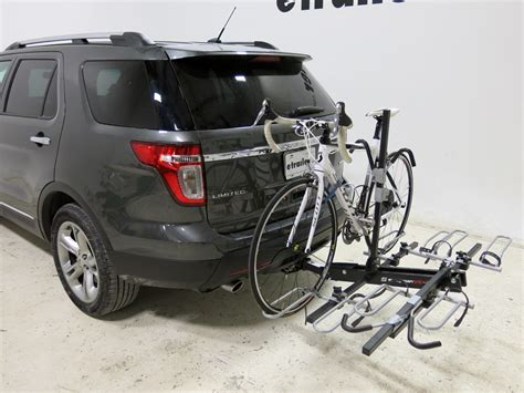 Ford Explorer Bike Rack by 2015 Ford Explorer Swagman Xtc4 4 Bike Rack For 2 Quot Hitches