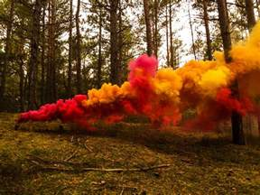 colored smoke bombs how to make the ultimate colored smoke bomb