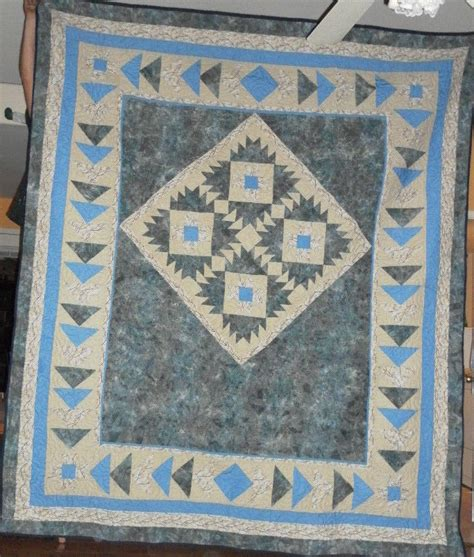 King Size Handmade Quilts - handmade machine quilted patchwork king size quilt throw
