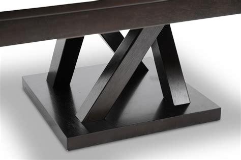 baxton studio everdon sofa table baxton studio everdon brown modern coffee table