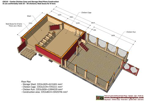shed layout plans chcken coop garden shed chicken coop plans