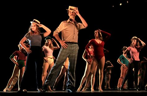 I Finally Saw A Chorus Line by Ontario Musical Theatre Getaway Tripsetter Inc