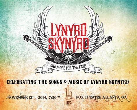 one more for the fans lynyrd skynyrd concert event shop blackbird presents