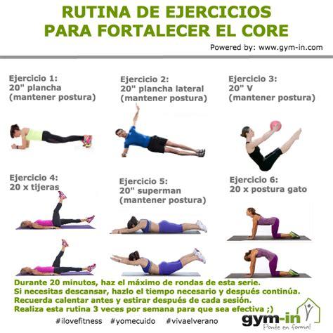 rutina de gimnasio en casa ejercicios en casa rutina para fortalecer el en casa 20 minutos in