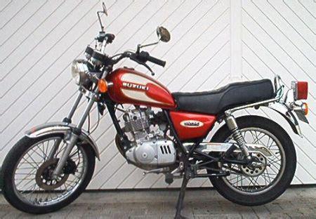 Suzuki Gn 125 Top Speed Gerry S Motorbikes