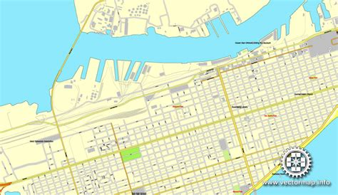 us map houston houston us printable vector city plan map 6