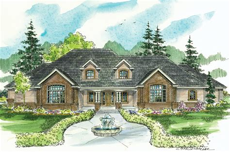 Classic Cottage Plans by Classic House Plans Laurelwood 30 722 Associated Designs