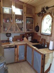 Small Rustic Kitchen Ideas Tiny House Interior Style Beautiful Functional Diverse Designshuffle