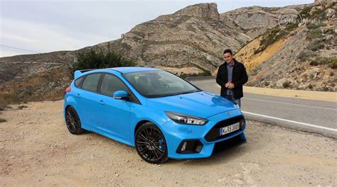 Usfsp Mba Focus Tracks by Ford Focus Rs Road Track Review Fullboost