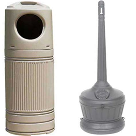 Covered Patio Ashtrays by Outdoor Ashtrays Free Standing Ashtrays Smokers