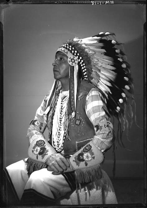Four Souls, Cree, Rocky Boy Reservation, Montana, Indian