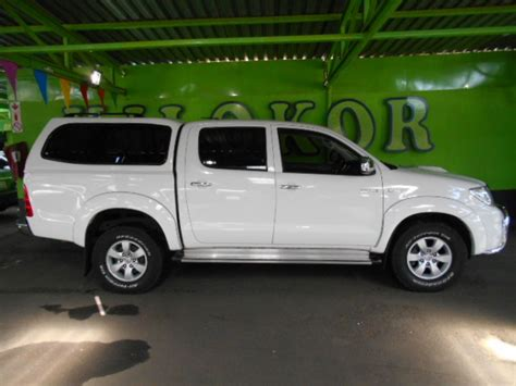 Toyota Motors For Sale 2011 Toyota Hilux R 289 990 For Sale Kilokor Motors