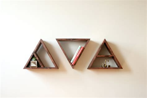 Triangle Wall Shelf top 10 best floating wall shelves for your homes
