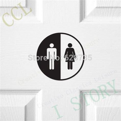 Toilet Sticker bol toilet sticker ronde wc sticker vrouw muur