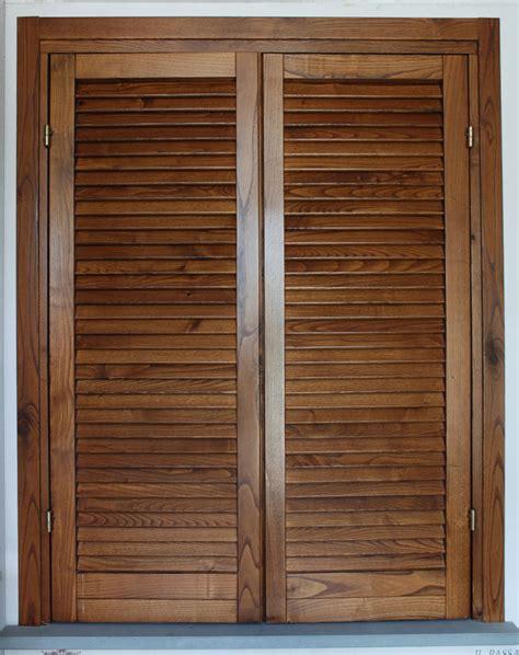 tipi di persiane cmb international persiana mod classic in legno massello