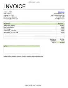 basic tax invoice template 25 free service invoice templates billing in word and excel