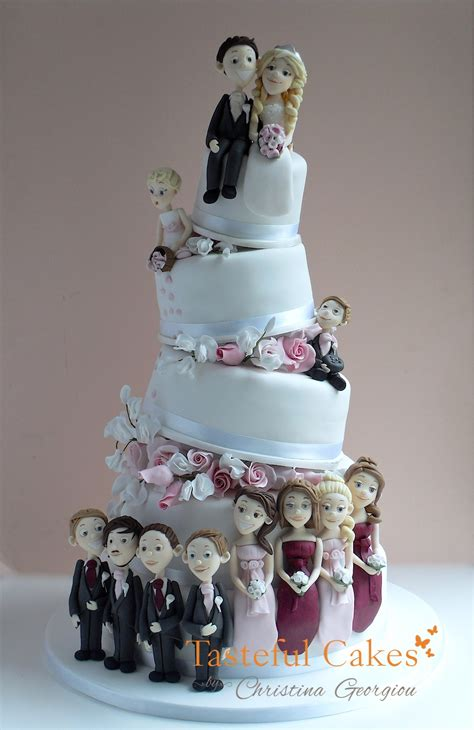 Novelty Wedding Cakes by Cakes By Georgiou Novelty Wedding