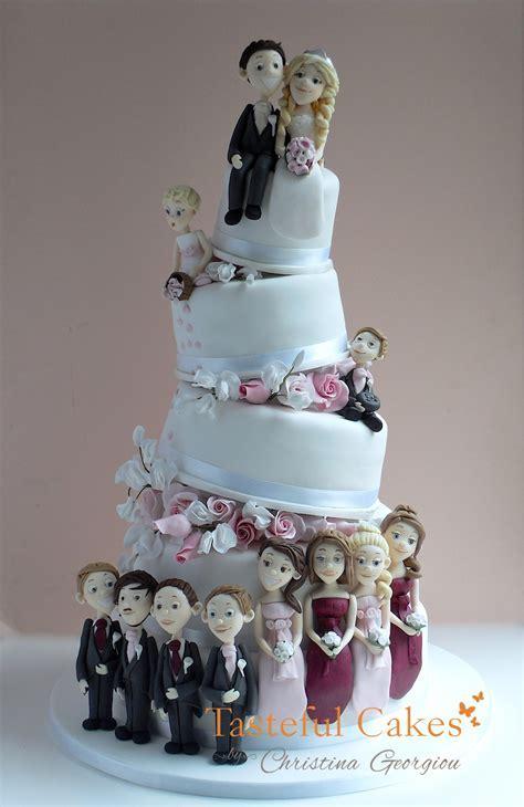 Tasteful Cakes By Christina Georgiou   A Topsy Turvy