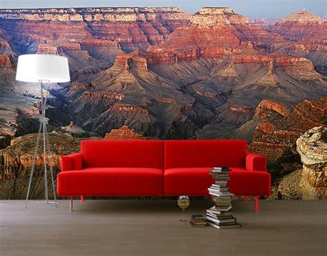 wallpaper for walls usa photo wall mural grand canyon after sundown wallpaper wall