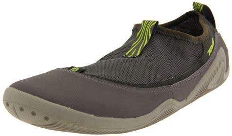 minimal shoes teva mens nilch minimal water shoe in gray for beluga