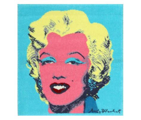 marilyn rug andy warhol marilyn rug rugs designer rugs from nazmiyal rugs architonic