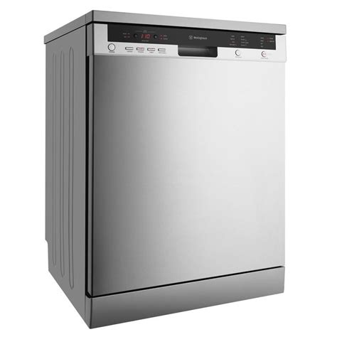 westinghouse kitchen appliances westinghouse 60cm freestanding dishwasher wsf6608x buy