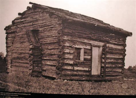 Lincoln Cabin Kentucky by Lincoln S Birthplace Hodgenville Kentucky Travel