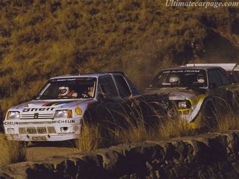 peugeot 205 group b peugeot 205 t16 group b high resolution image 12 of 18