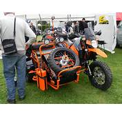 Adventure Motorcycle With A Sidecar Car Pictures  Canyon