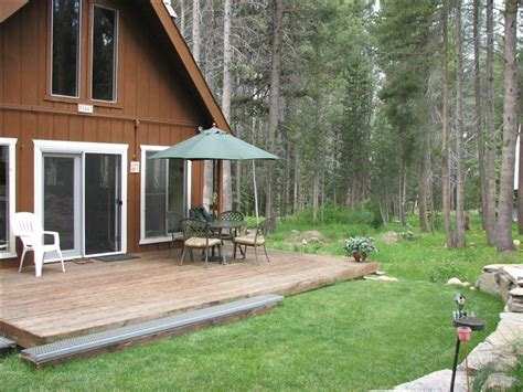 Huntington Lake Cabin Rentals by Huntington Lake Vacation Rental Vrbo 173734 2 Br Gold Country High Cabin In Ca