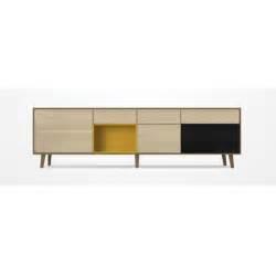 enfilade buffet meuble tv aura 228cm treku atelier 159