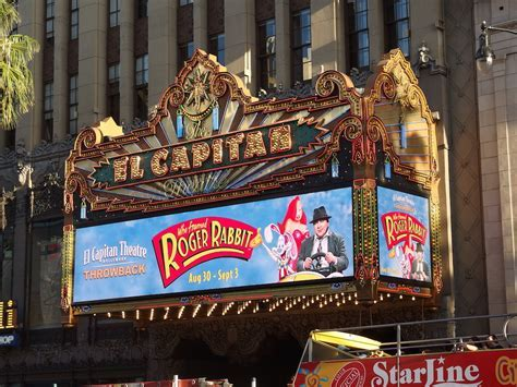 """El Capitan Theatre Kicks Off Throwback Month with """"Who"""