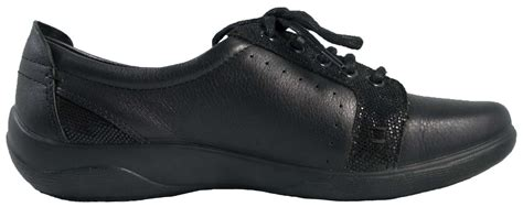 comfort shoes wide padders womens leather comfort shoes wide fitting lace up