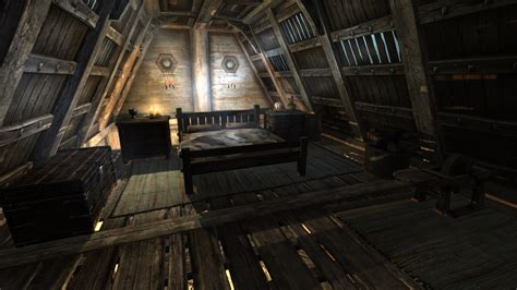 Bedroom Addition Skyrim Simple Breezehome Addition At Skyrim Nexus Mods And