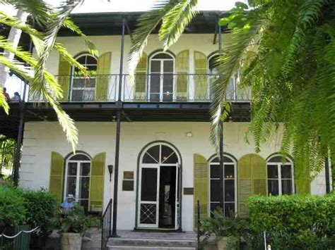 ernest hemingway house literary travels exploring the world one author at a time