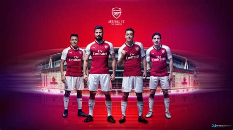 libro arsenal f c official 2018 arsenal 2017 2018 wallpaper by szwejzi on