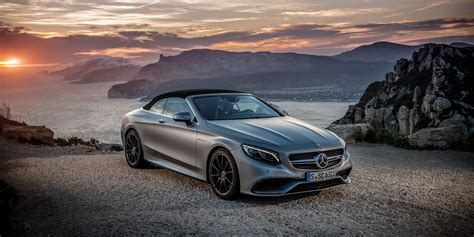 mercedes convertible 2016 mercedes benz s class cabriolet review s500 and amg