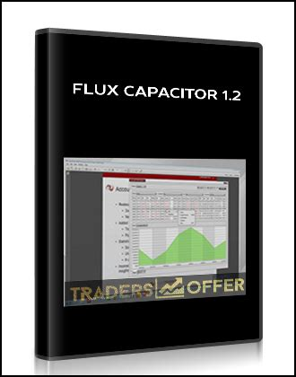 flux capacitor o reilly code flux capacitor 1 2 traders offer free forex trading courses for