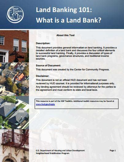 what is community bank land banking 101 what is a land bank community wealth org