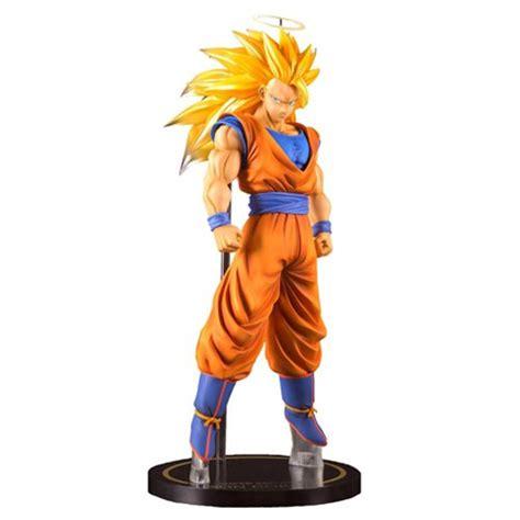 Figuarts Zero Goku z saiyan 3 goku figuarts zero ex statue bandai tamashii nations