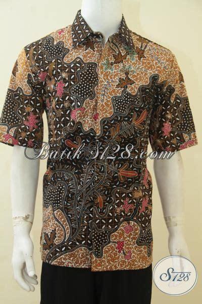Baju The Executive hem batik mahal seragam kerja executive baju batik tulis daleman furing desain mewah
