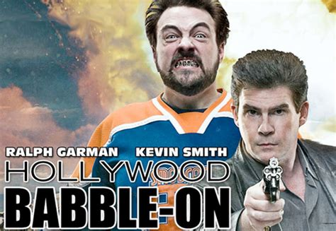 Babble On by Ralph Garman Kevin Smith Bring Babble On To