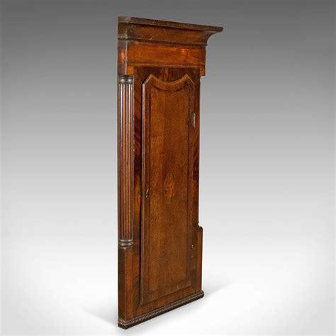 Antique Corner Cupboard For Sale - antique corner cabinet georgian mahogany narrow