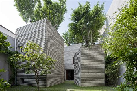house trees house for trees vo trong nghia architects archdaily