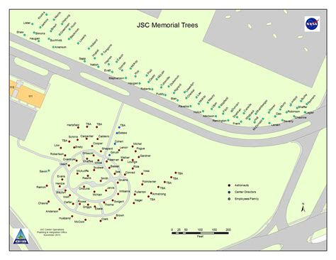 jsc houston map johnson space center