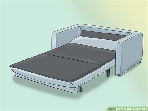 where to buy a sofa bed how to buy a sofa bed 8 steps with pictures wikihow