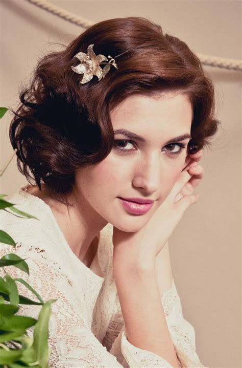 Classic Wedding Hairstyles by Stunning Retro Wedding Hairstyles For Classic Wedding